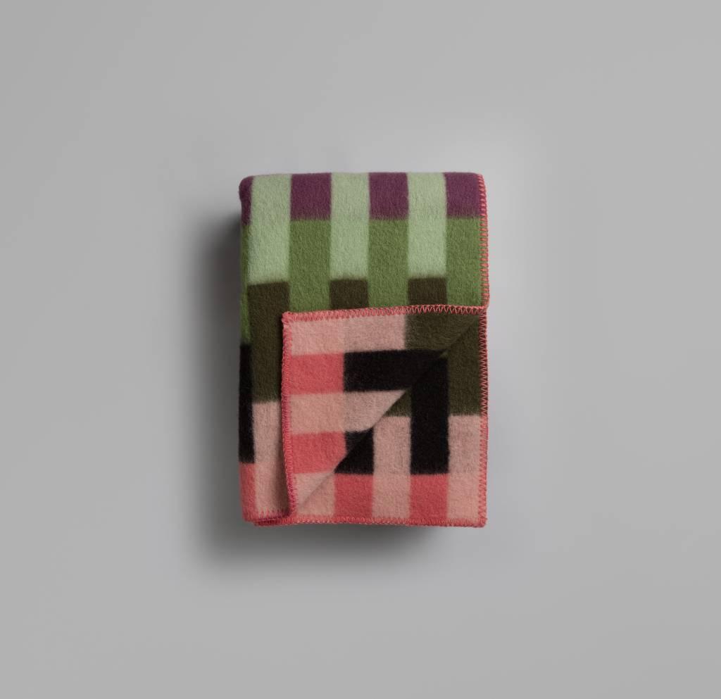 Røros tweed Plaid Asmund Bold