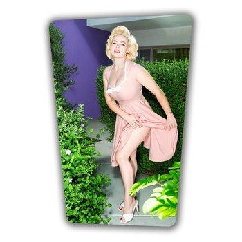 Karen Swing Dress - Pink