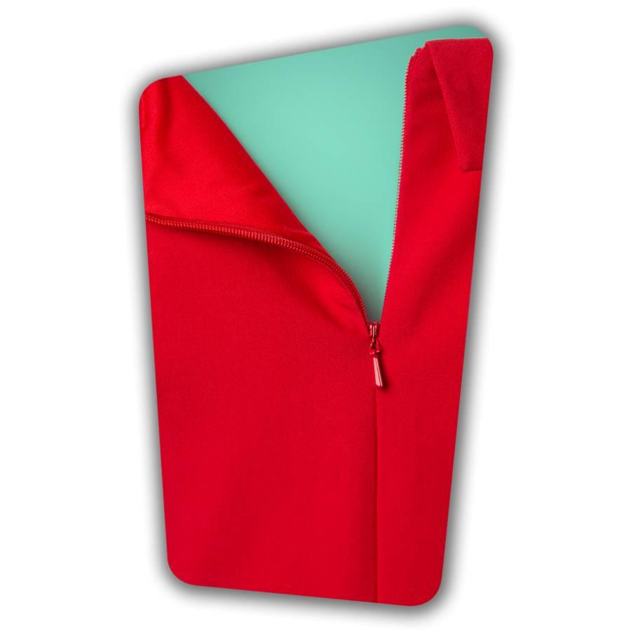 Joan Pencil Dress - Red
