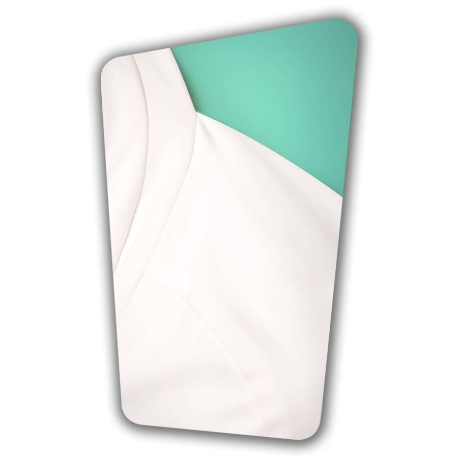 Trinity Pencil Dress - Off White