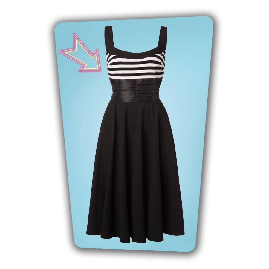 Didi Swing Dress - Black