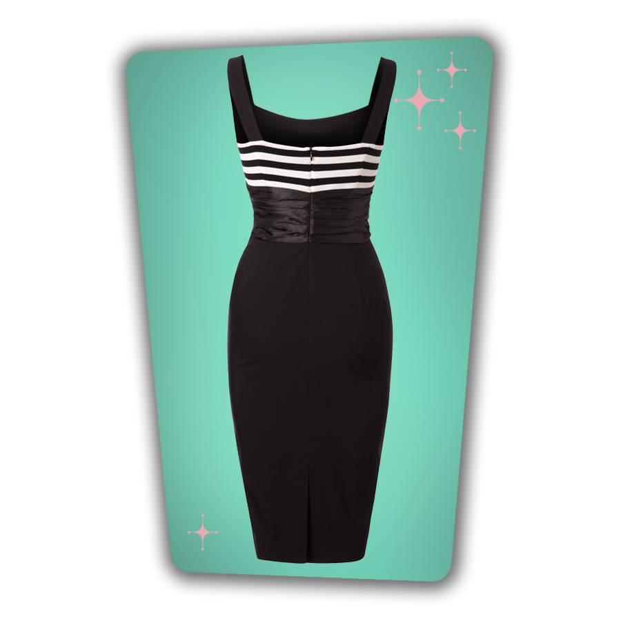 Didi Pencil Dress - Black