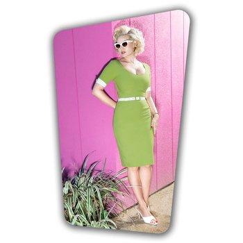 Annie Pencil Dress - Green
