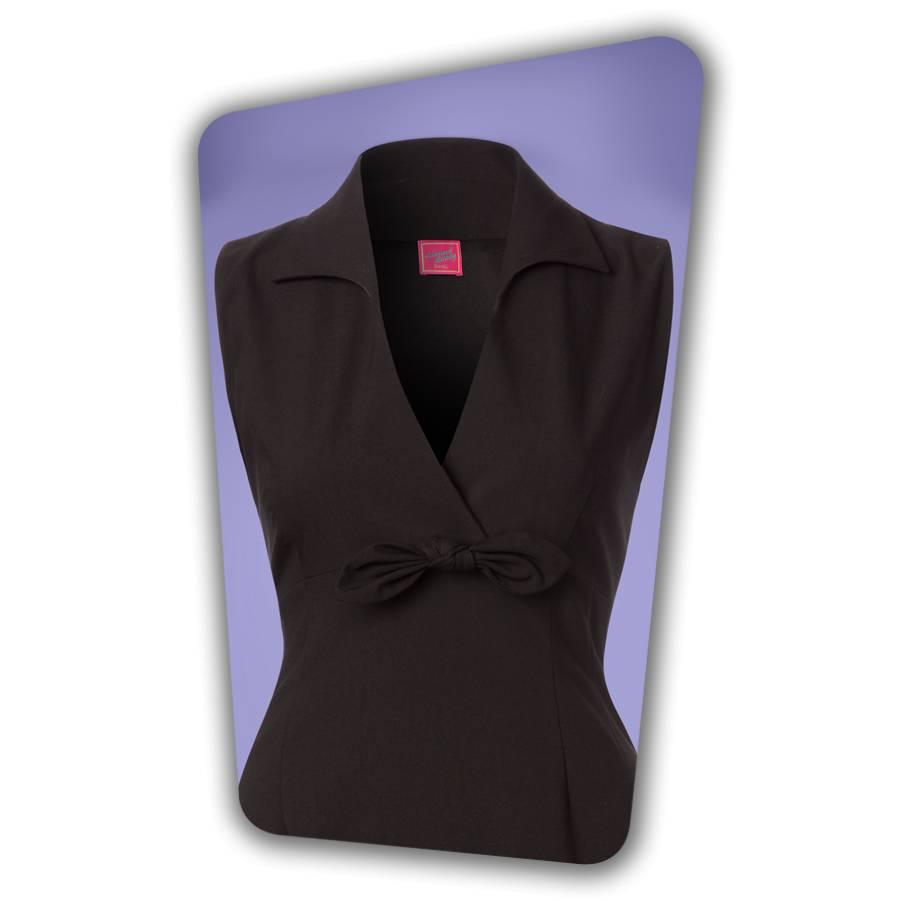 Rizzo Pencil Dress - Black