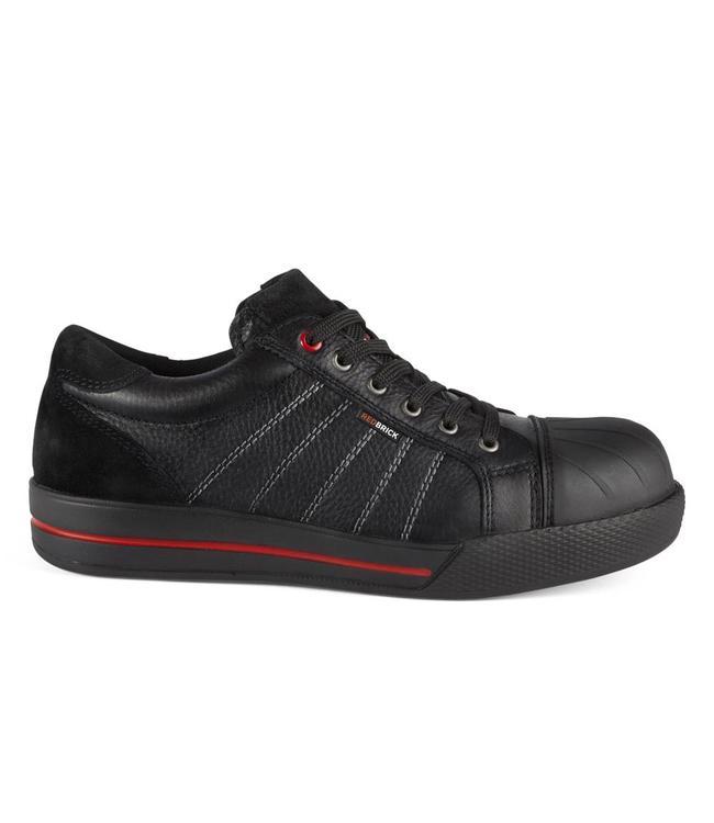 RedBrick Ruby S3 zwart werkschoen
