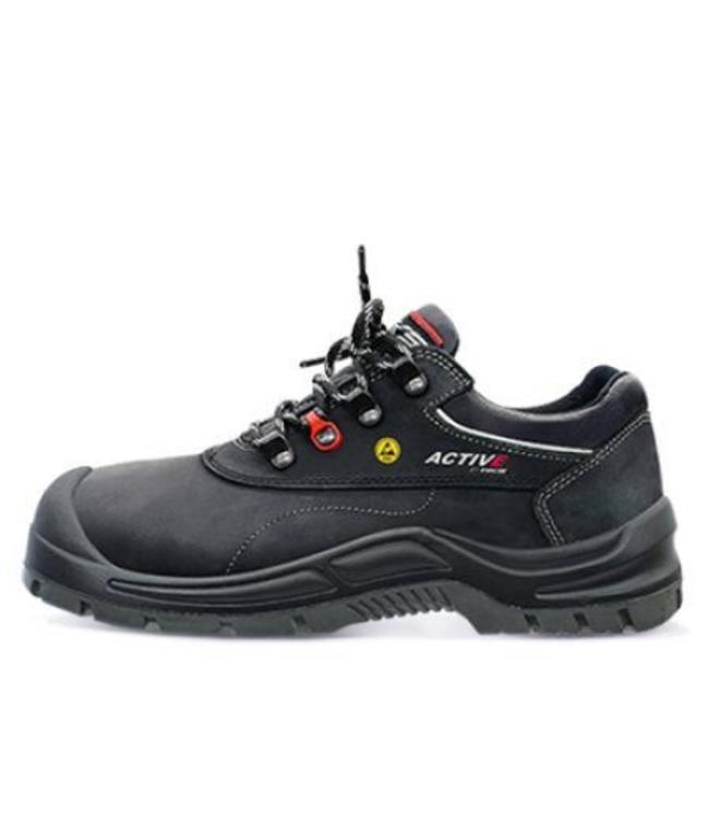 HKS Active 400 S3 zwart  werkschoen