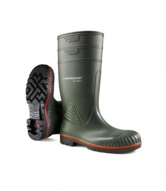Dunlop A442631 Acifort Knielaars S5  groen werklaars
