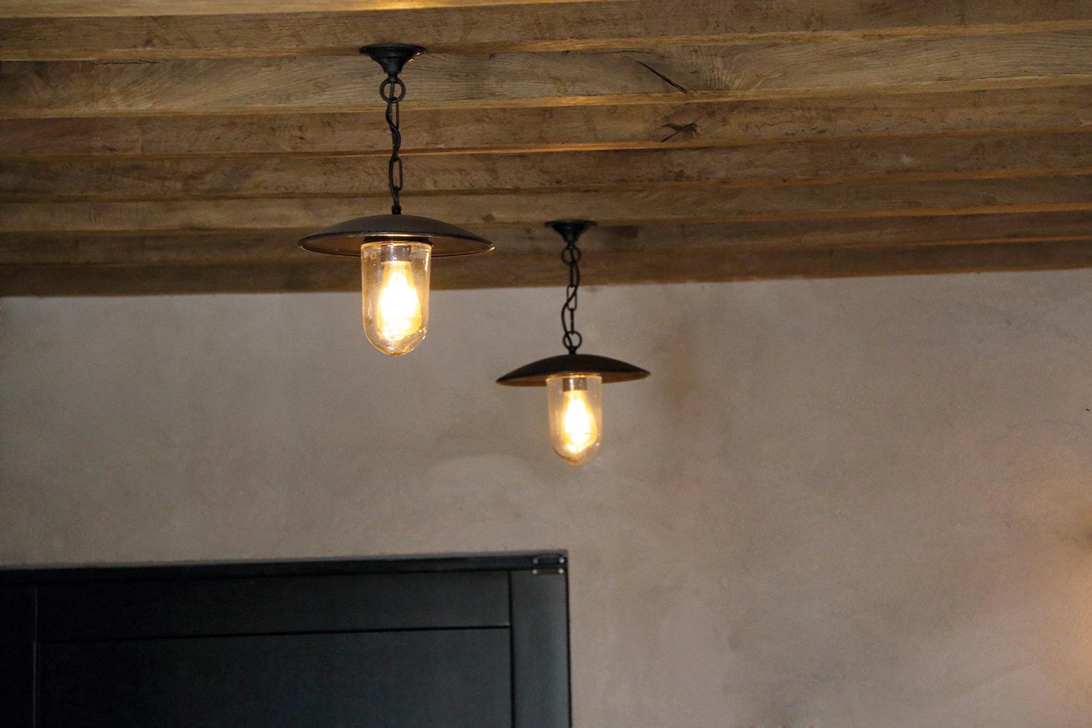 Fonkelnieuw Landelijke hanglampen - Feluce EJ-16