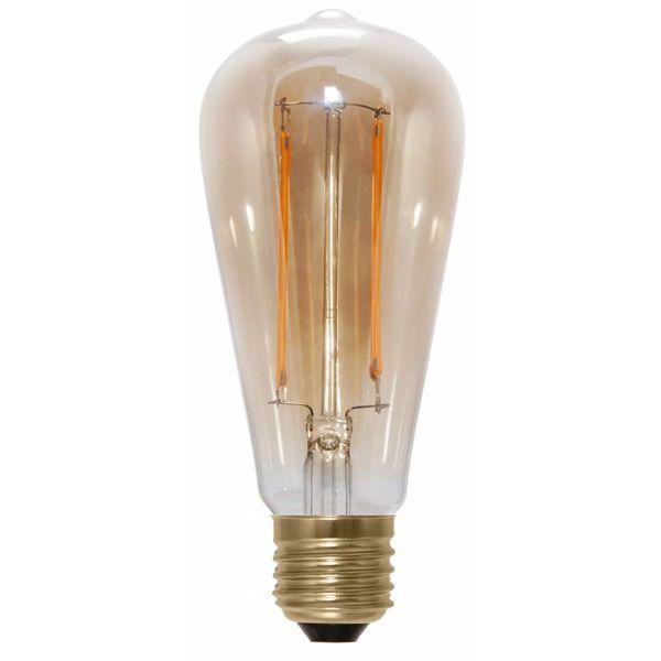 LED filament lamp 4W 2100 Kelvin E27