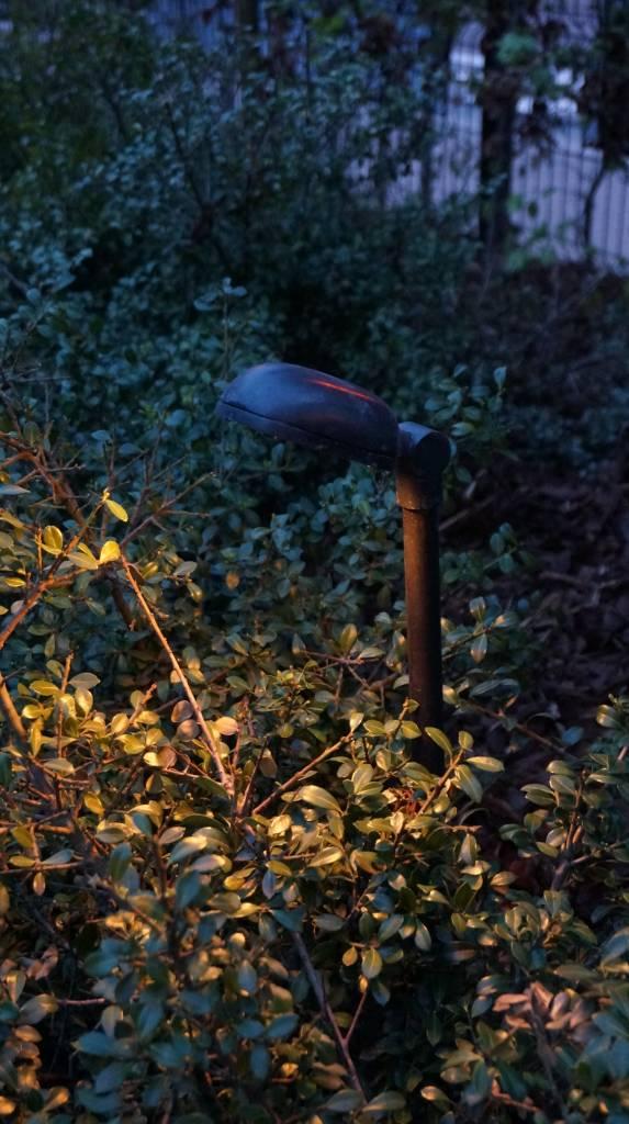 Tuinverlichting landelijk