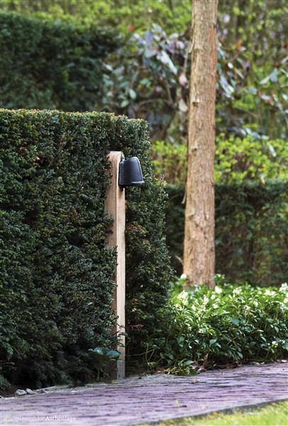 Tuinverlichting paal landelijk