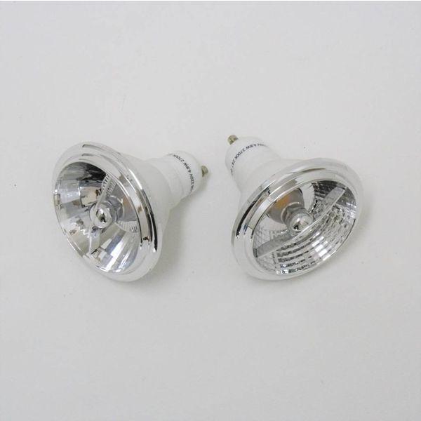 LED spot AR70 GU10 4,8W 12° of 24° dimbaar