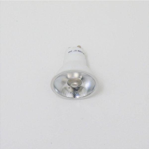 LED spotje GU10 6W 15°, 36° of dim to warm