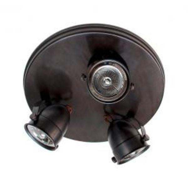 Plafondlamp 3 lampen landelijk brons, nikkel, chroom