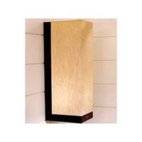 Wandlamp met kap landelijk brons, nikkel, chroom