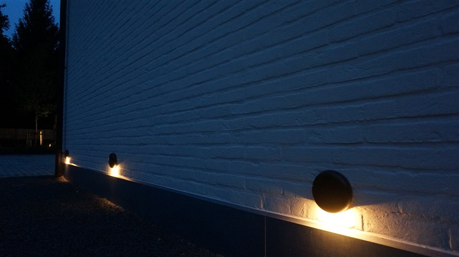 Wandlamp voor buiten