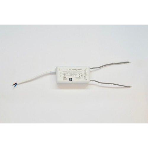 LED driver 12V 0-50W (max. 25W load)