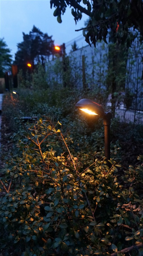 tuinlamp led landelijk