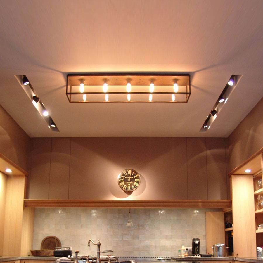 Landelijke verlichting keuken - Feluce