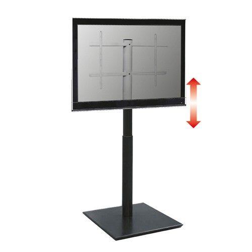 l c handy spring mobiler tv st nder weiss. Black Bedroom Furniture Sets. Home Design Ideas