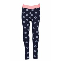 Legging blueberry allover print