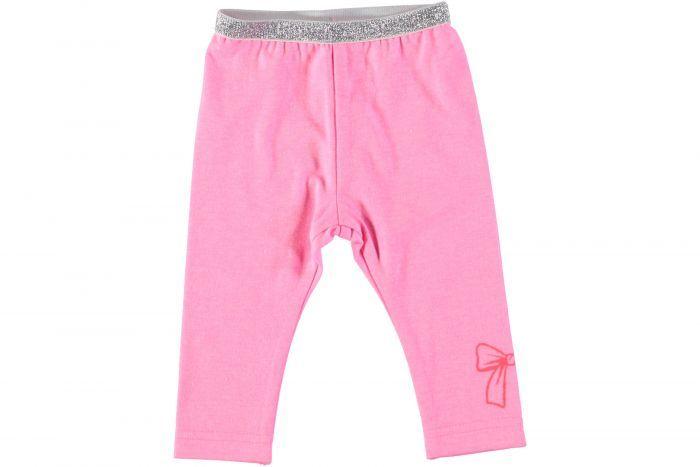 Bampidano Bampidano legging roze strik