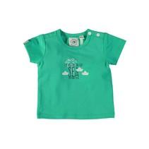 T-shirt sea groen