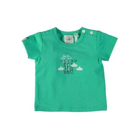 Bampidano Bampidano T-shirt sea groen