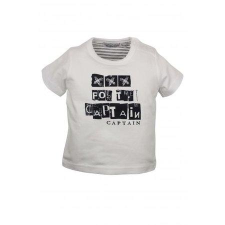 Dirkje Dirkje T-shirt xxx wit