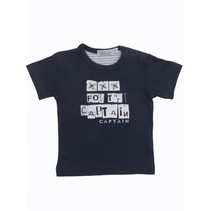 T-shirt xxx navy