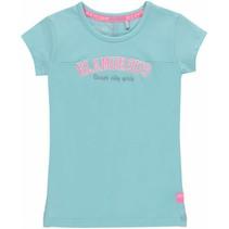 T-shirt Karleen aqua sky