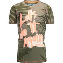 T-shirt Hasib army moss