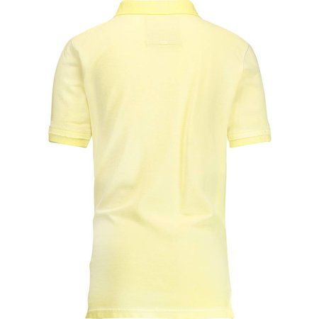 Vingino Vingino polo Kanjaro soft yellow