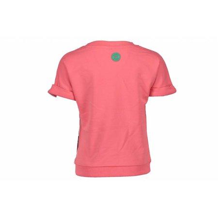 B.Nosy B.Nosy T-shirt v-print tutti frutti