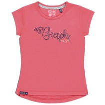 T-shirt Karola neon coral