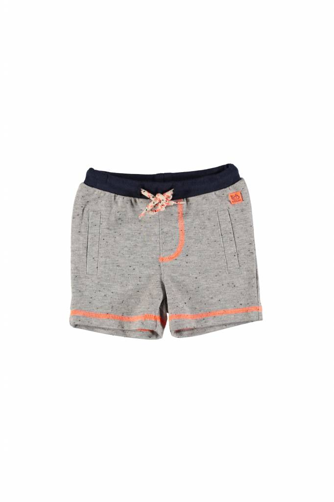 Bampidano Bampidano korte broek grey