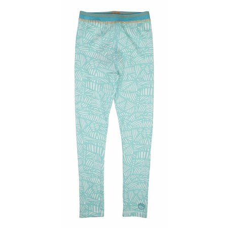 Birds by D-rak legging mint aop