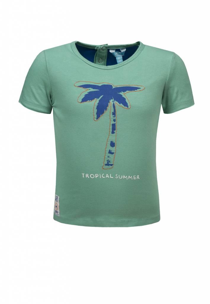 Lief! Lifestyle Lief! T-shirt tropical summer