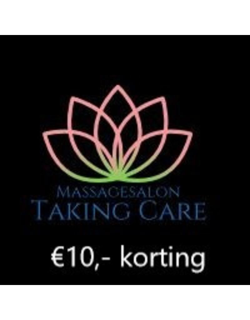 Massagesalon Taking Care - 's Gravendeel