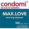 Max Love condooms - voor uitstellen hoogtepunt