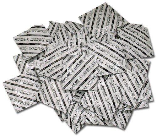 Durex London Extra Groot Condooms 100 stuks
