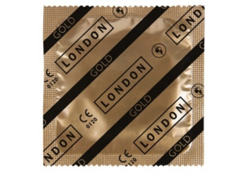 Durex London Gold condooms