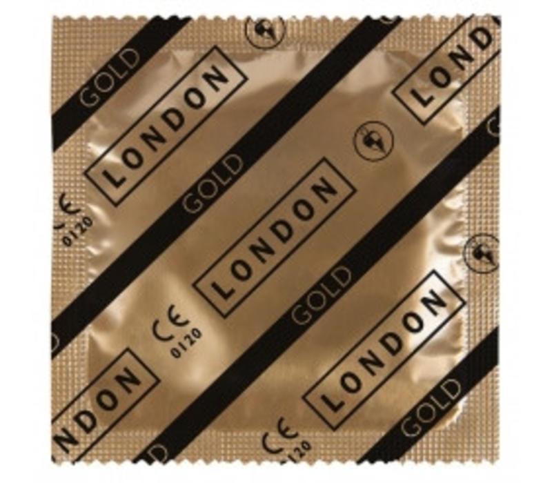 London Gold condooms
