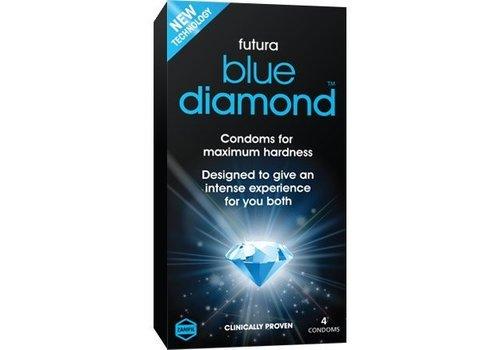Blue Diamond Condooms voor stevigere erectie