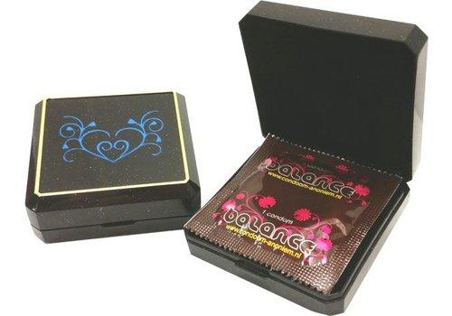 Balance Juwelendoosje met condoom