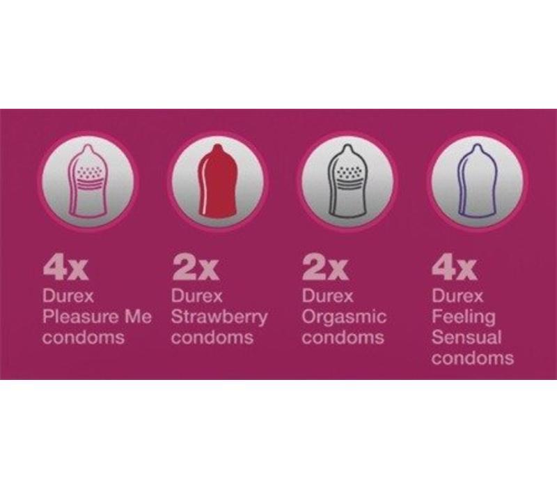 Surprise Me 12 Condooms