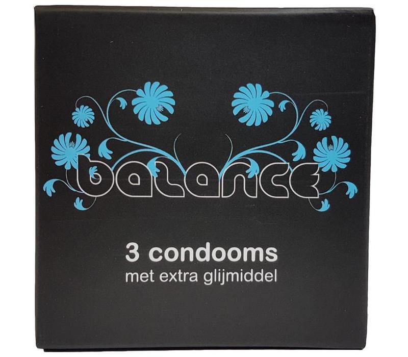 3 Condooms (doosje)