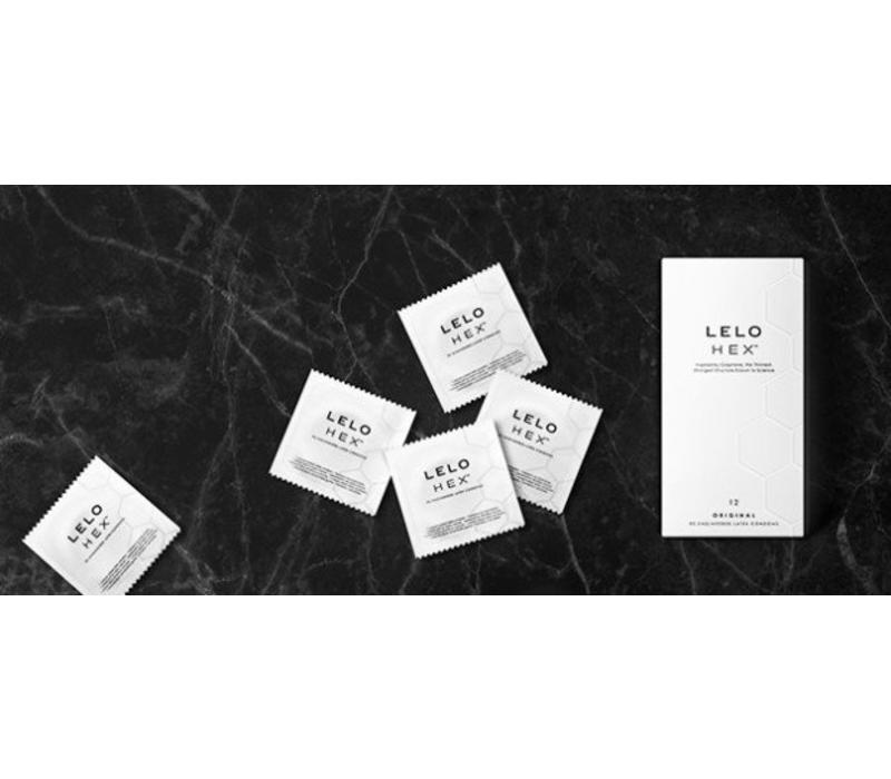 HEX Condooms (doosje 3 condooms)