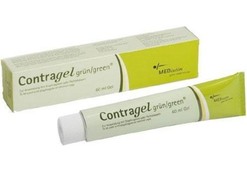 ContraGel Green - Zaaddodend glijmiddel