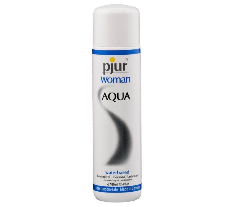 Woman Aqua- glijmiddel op waterbasis voor de vrouw (100 ml)